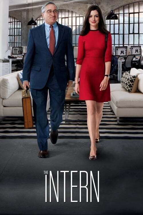 movie cover - The Intern