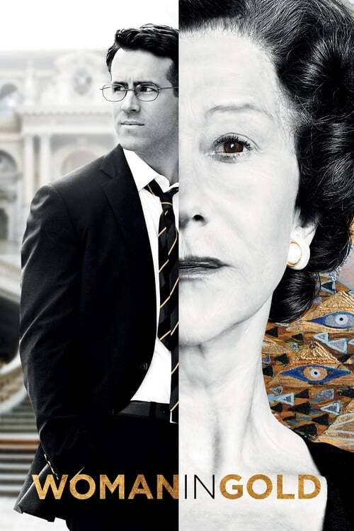 movie cover - Woman In Gold