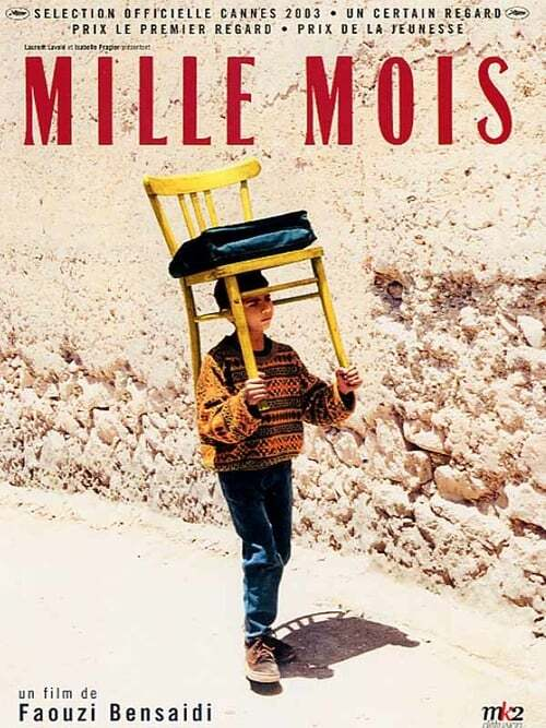 movie cover - Mille Mois
