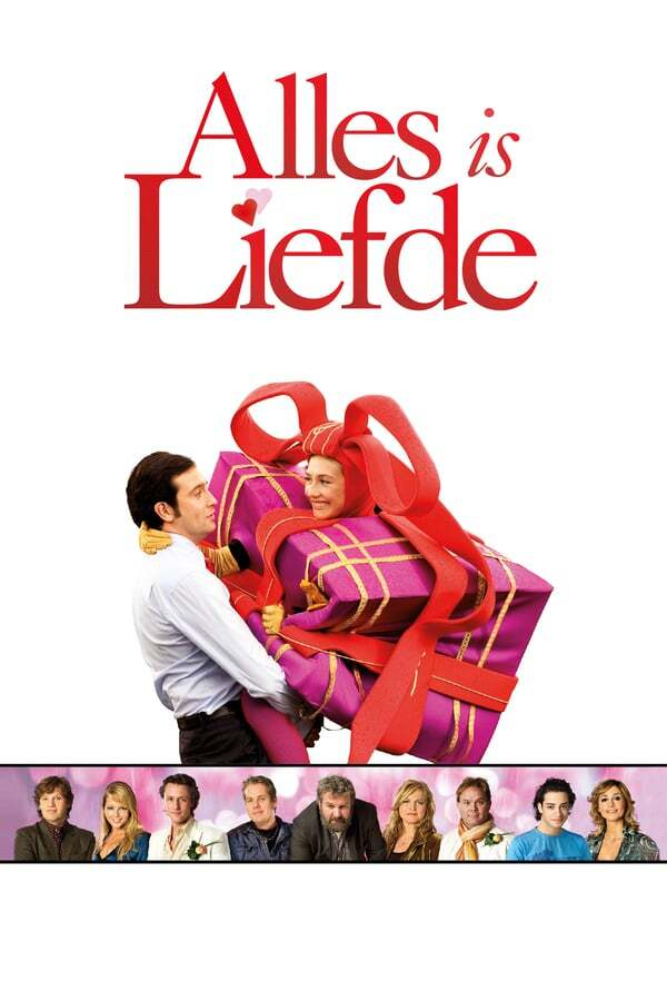 movie cover - Alles Is Liefde
