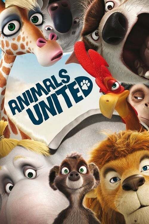 movie cover - Animals United
