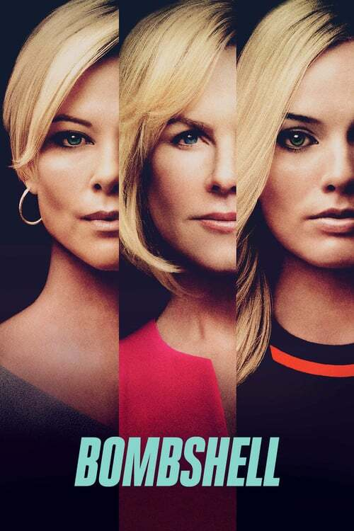 movie cover - Bombshell