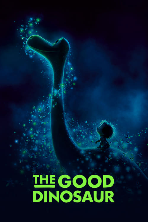 movie cover - The Good Dinosaur