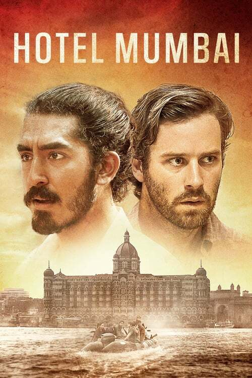 movie cover - Hotel Mumbai
