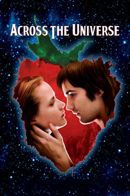 movie cover - Across The Universe