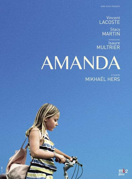 movie cover - Amanda