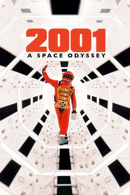 movie cover - 2001: A Space Odyssey