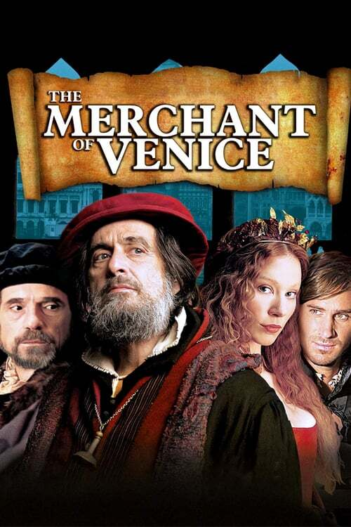 movie cover - The Merchant Of Venice