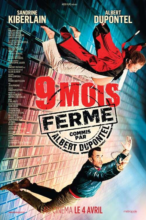 movie cover - 9 Mois Ferme