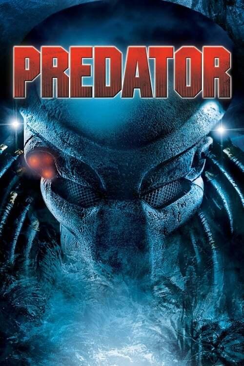 movie cover - Predator