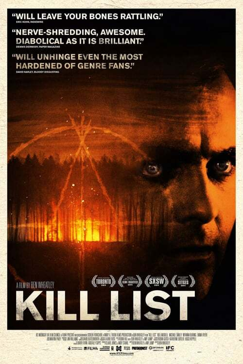 movie cover - Kill List