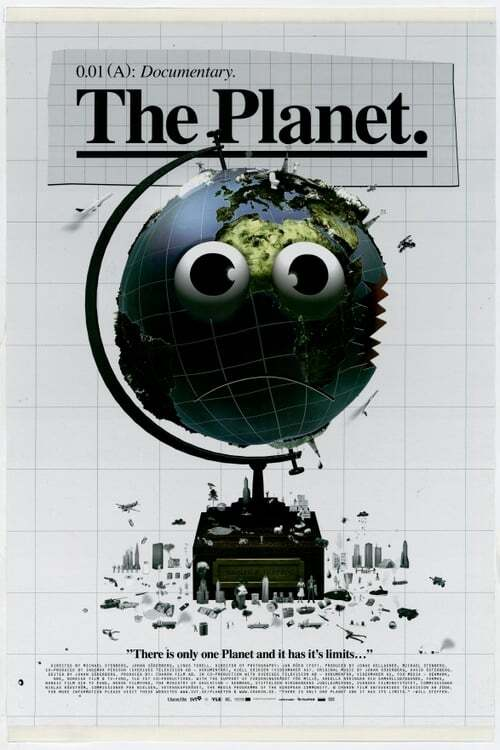 movie cover - The Planet