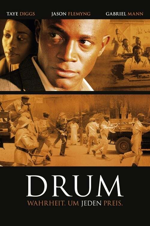 movie cover - Drum