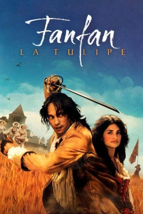 movie cover - Fanfan La Tulipe