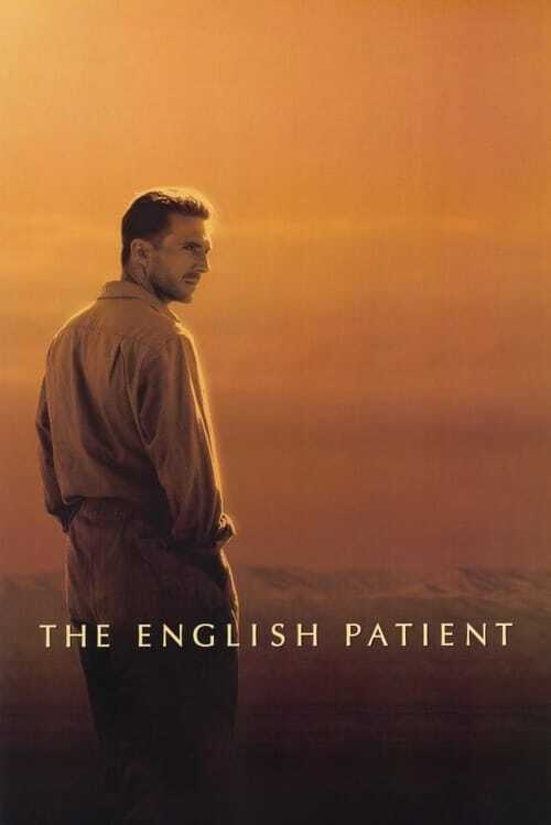 movie cover - The English Patient