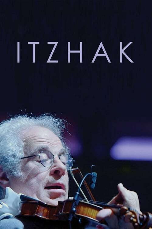 movie cover - Itzhak