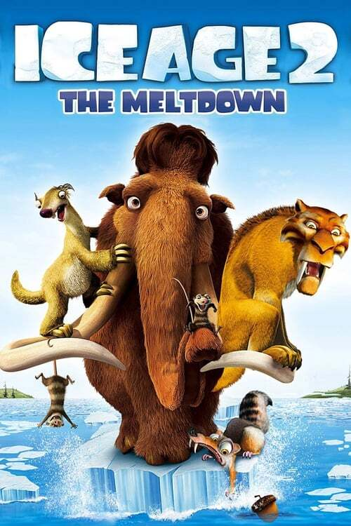 movie cover - Ice Age 2: The Meltdown