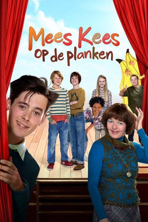 movie cover - Mees Kees Op De Planken