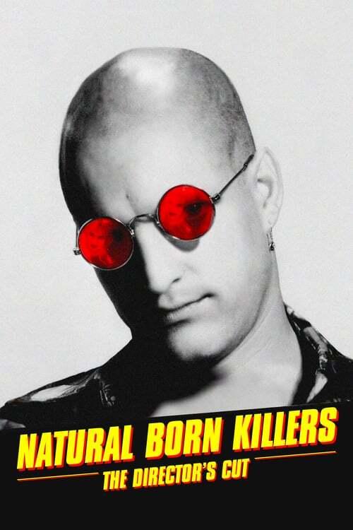 movie cover - Natural Born Killers