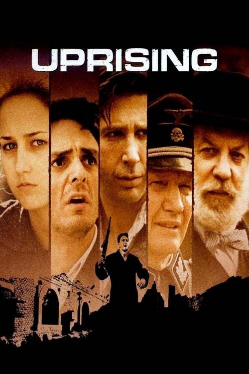 movie cover - Uprising
