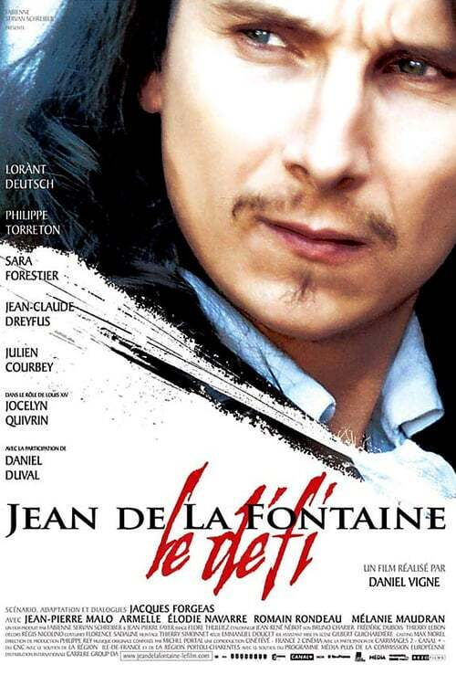 movie cover - Jean De La Fontaine - De Uitdaging