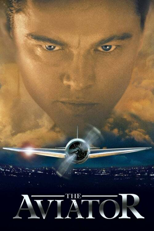 movie cover - The Aviator