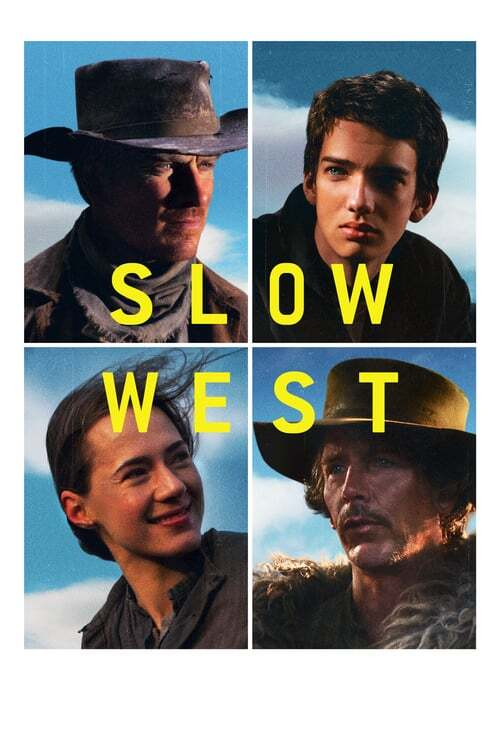 movie cover - Slow West