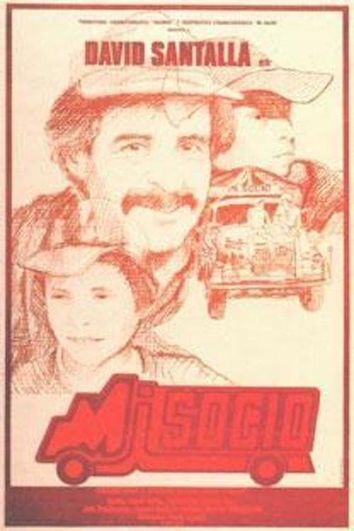 movie cover - Mi Socio