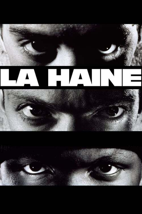 movie cover - La Haine