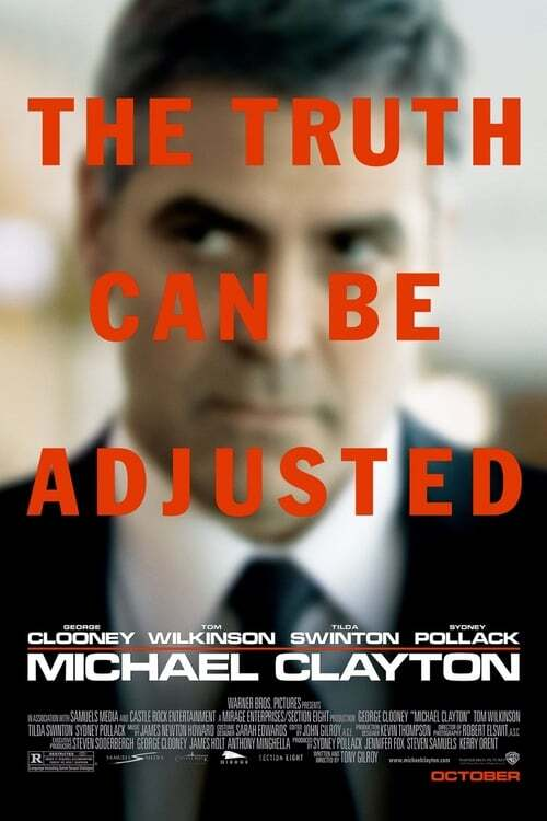 movie cover - Michael Clayton