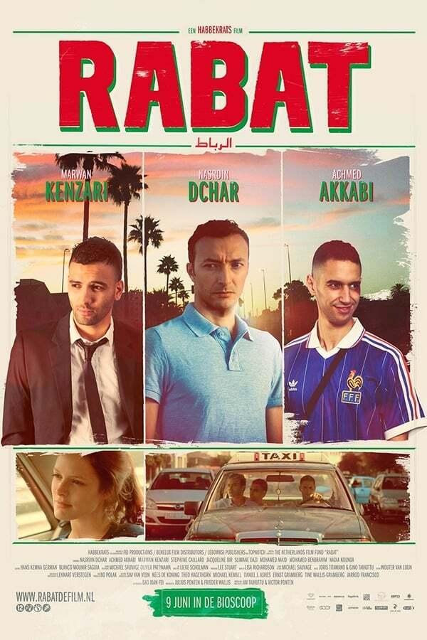 movie cover - Rabat
