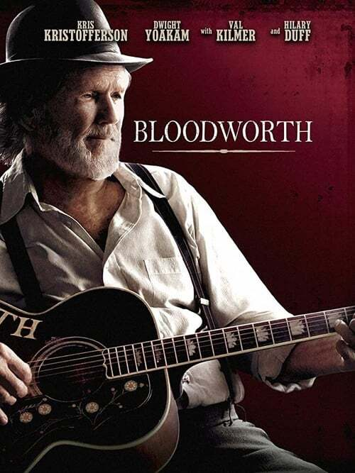 movie cover - Bloodworth