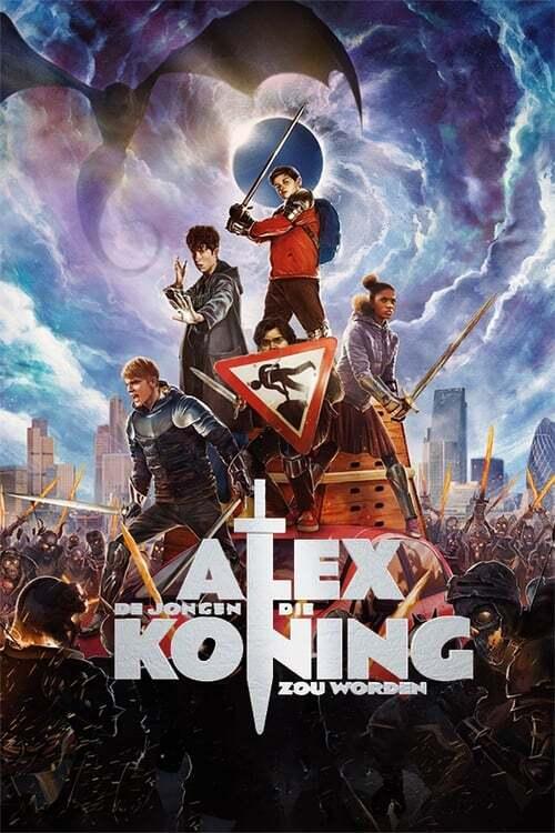movie cover - Alex, de jongen die Koning zou worden