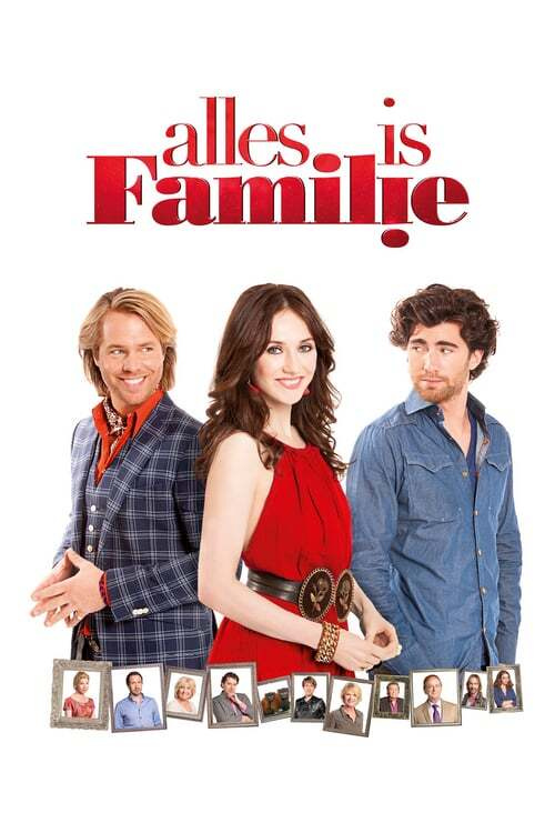 movie cover - Alles Is Familie