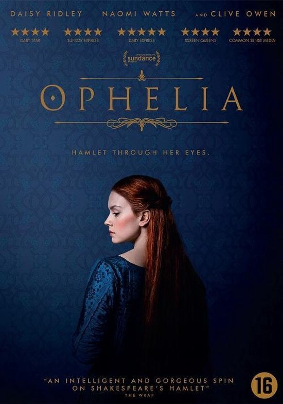movie cover - Ophelia