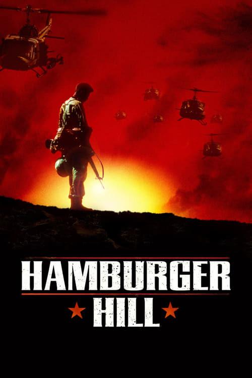 movie cover - Hamburger Hill