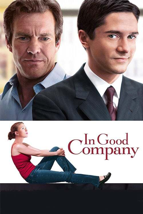 movie cover - In Good Company