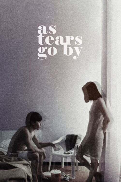 movie cover - As Tears Go By