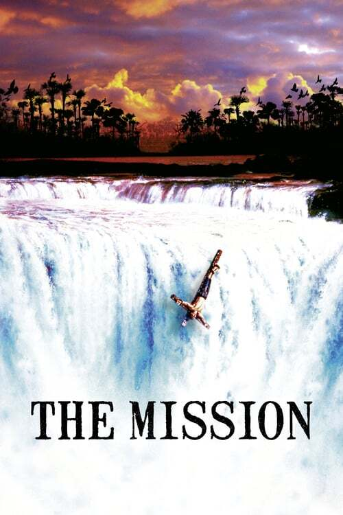 movie cover - The Mission
