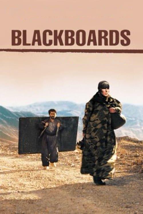 movie cover - Blackboards