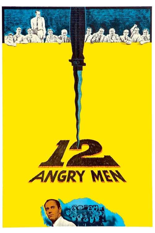 movie cover - 12 Angry Men