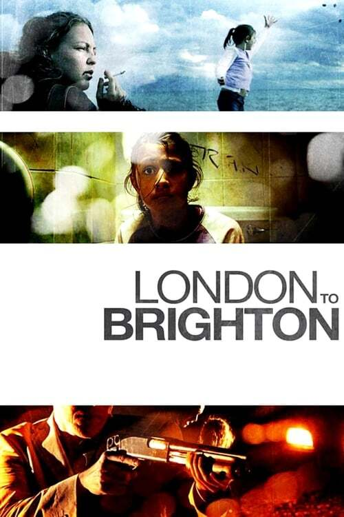 movie cover - London To Brighton