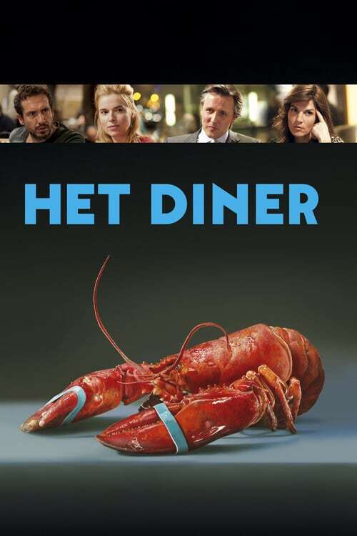 movie cover - Het Diner