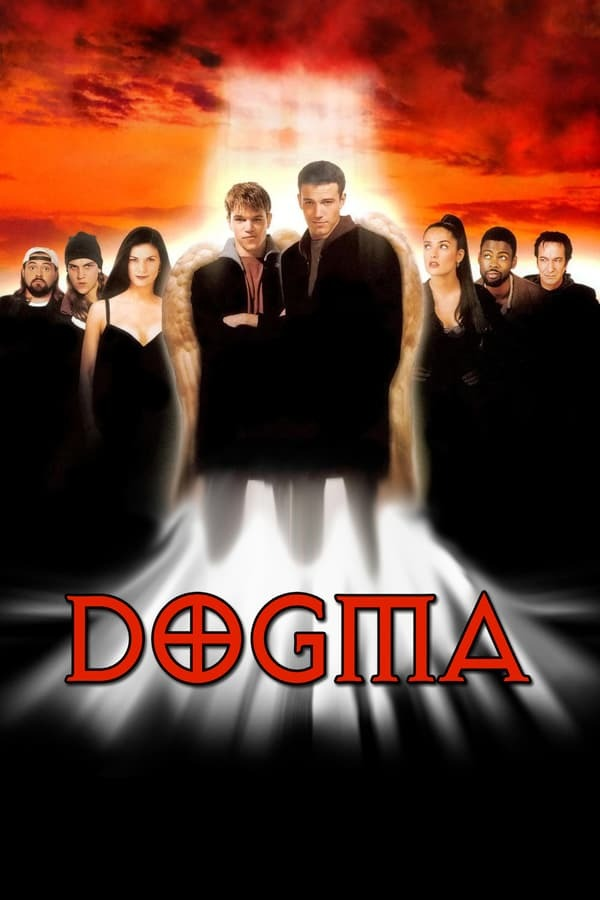 movie cover - Dogma