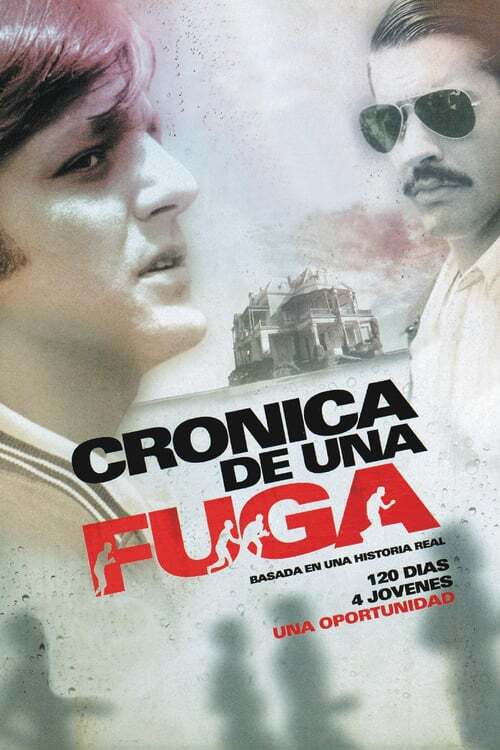 movie cover - Crónica De Una Fuga