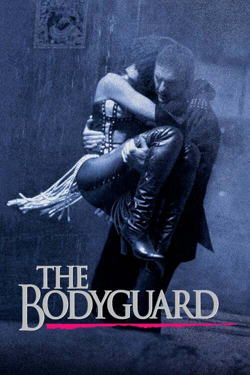 movie cover - The Bodyguard