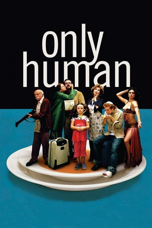 movie cover - Only Human