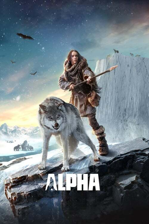 movie cover - Alpha