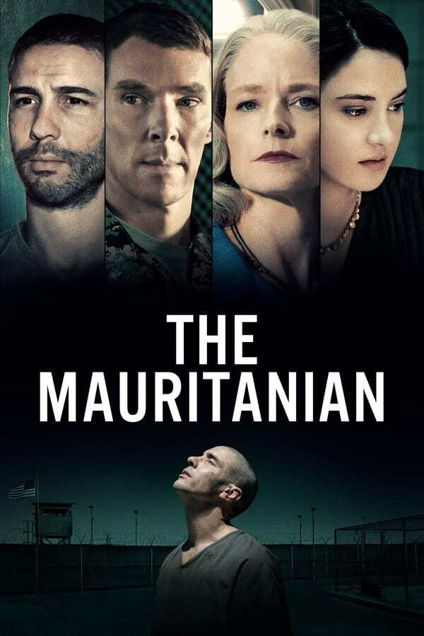 movie cover - The Mauritanian