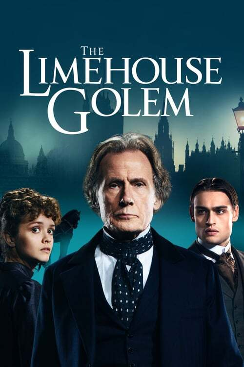 movie cover - The Limehouse Golem